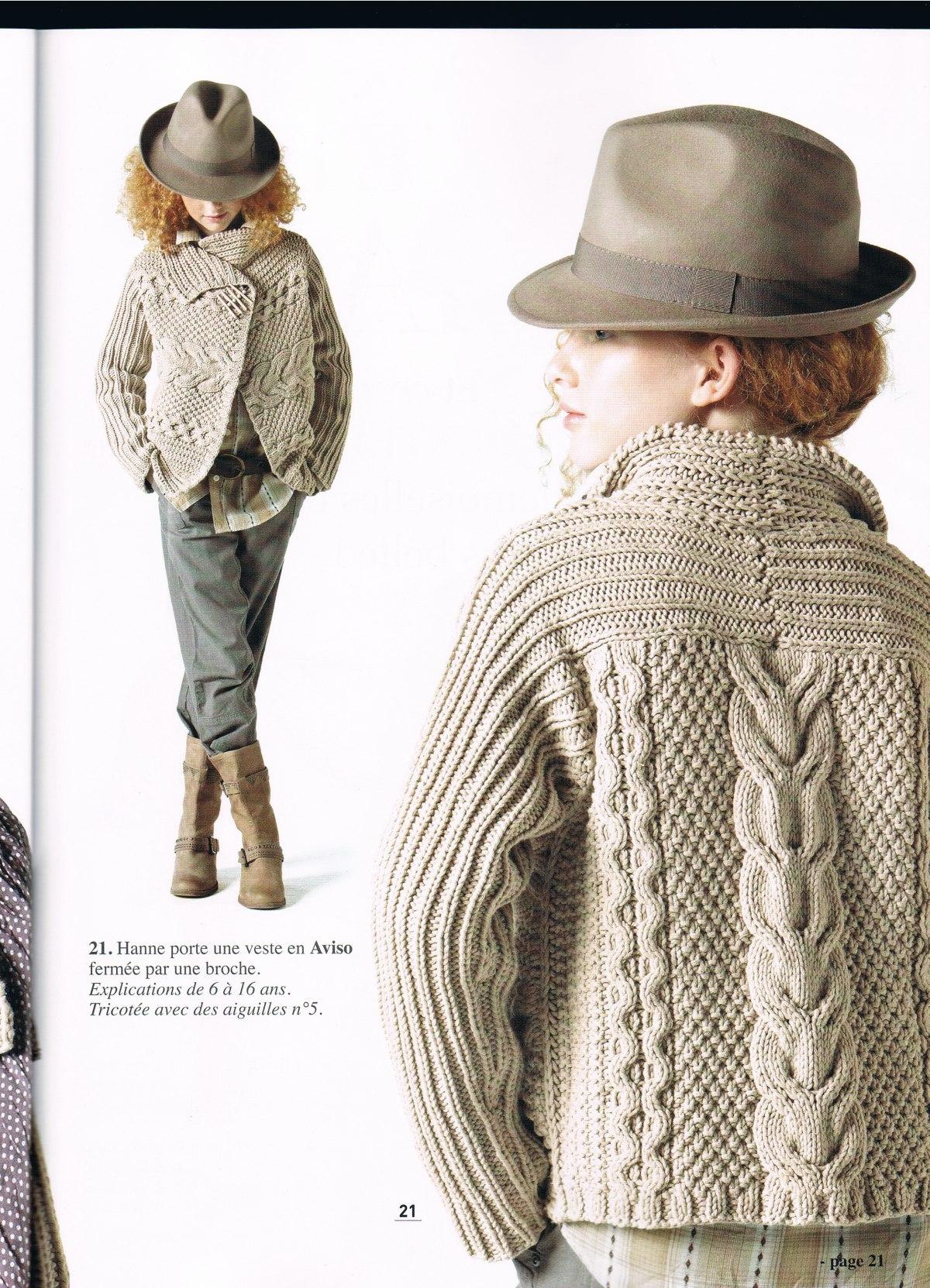 Вязание спицами сайт парижанка