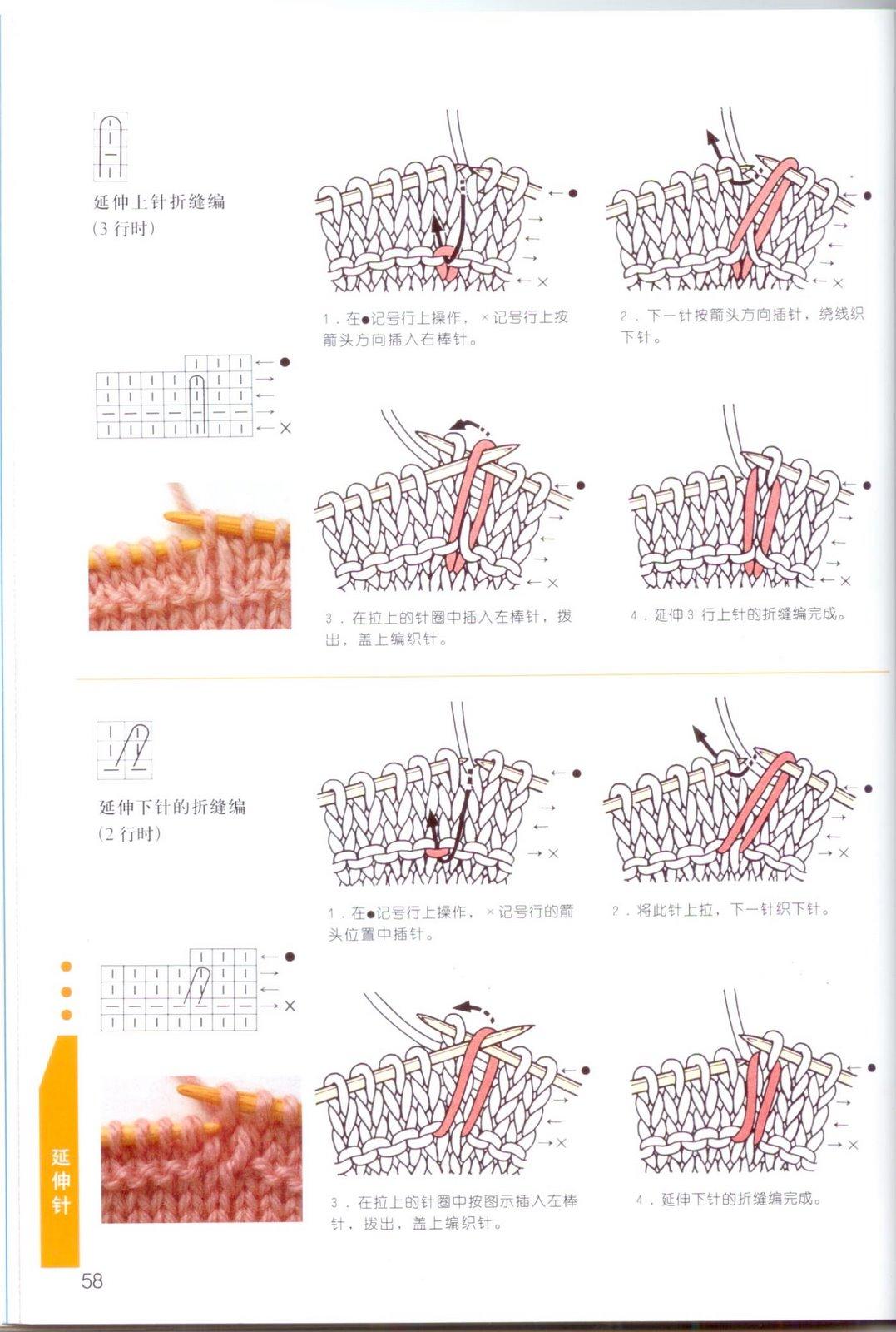 Вязание спицами япония схемы 180