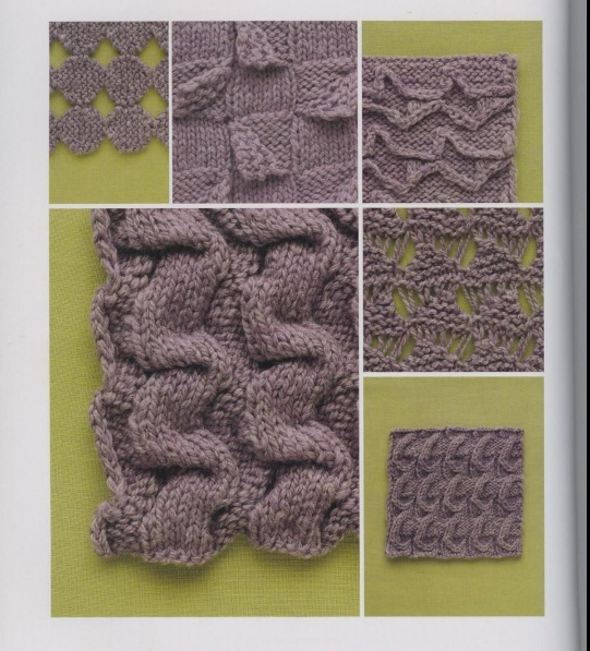 Free knitting pattern for an easy ribbed scarf. Very easy pattern